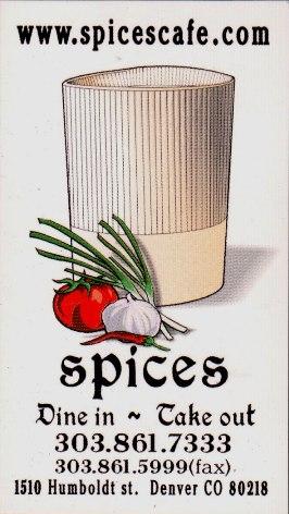 spicescafeholidaycateringdenver
